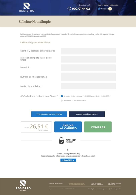 WooCommerce pago en un sólo clic